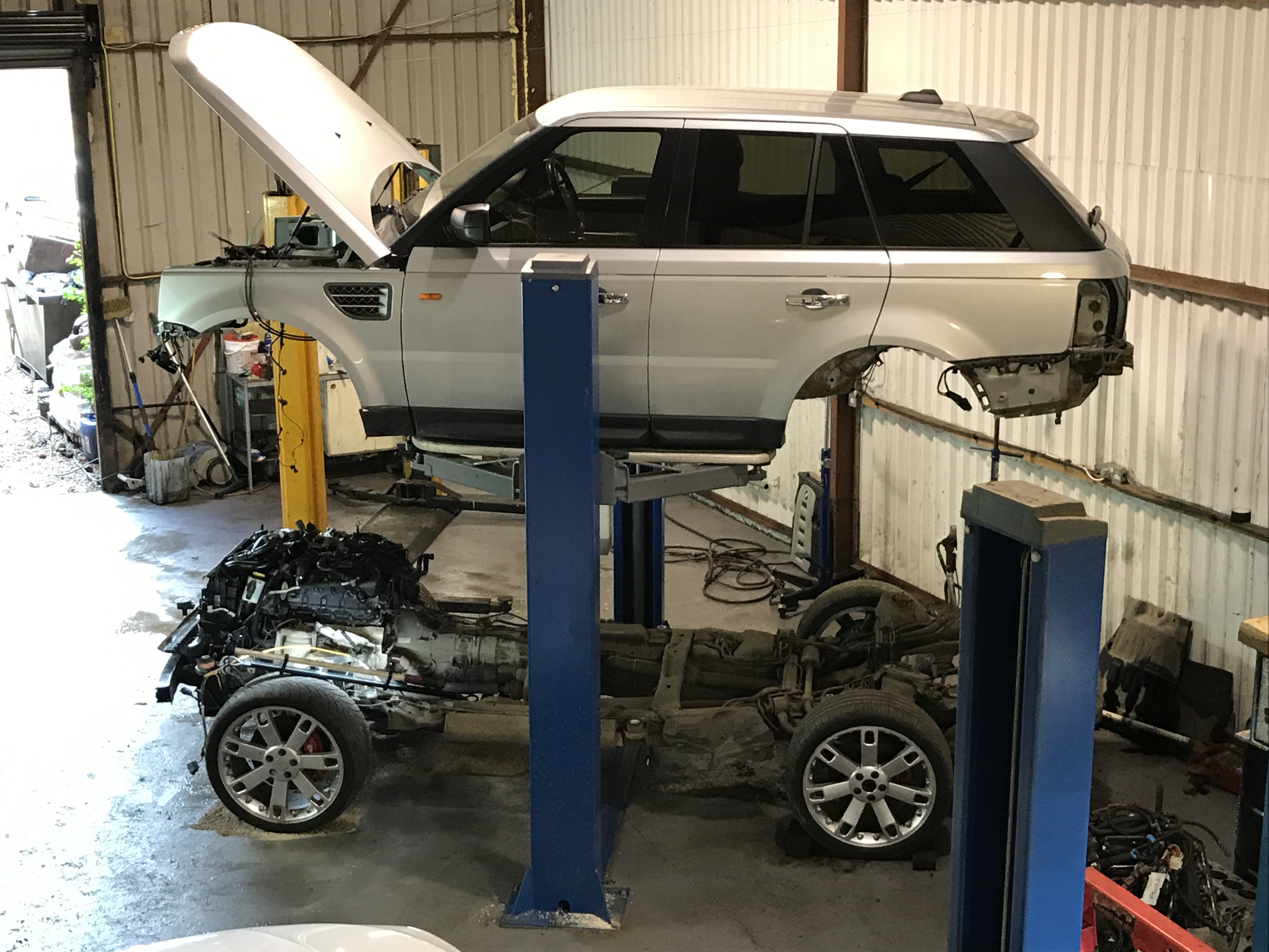 Range Rover 3.6 TDV8 Turbo Failure